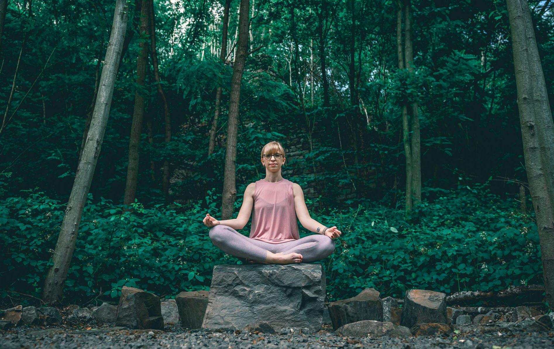 Meditationen für einen bewegten Alltag