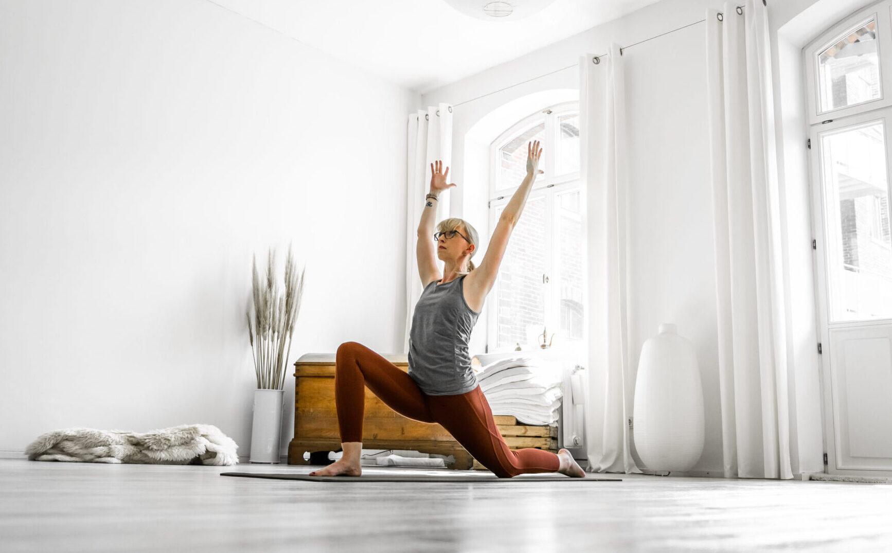 Hatha Yoga – entspannt und bewusst