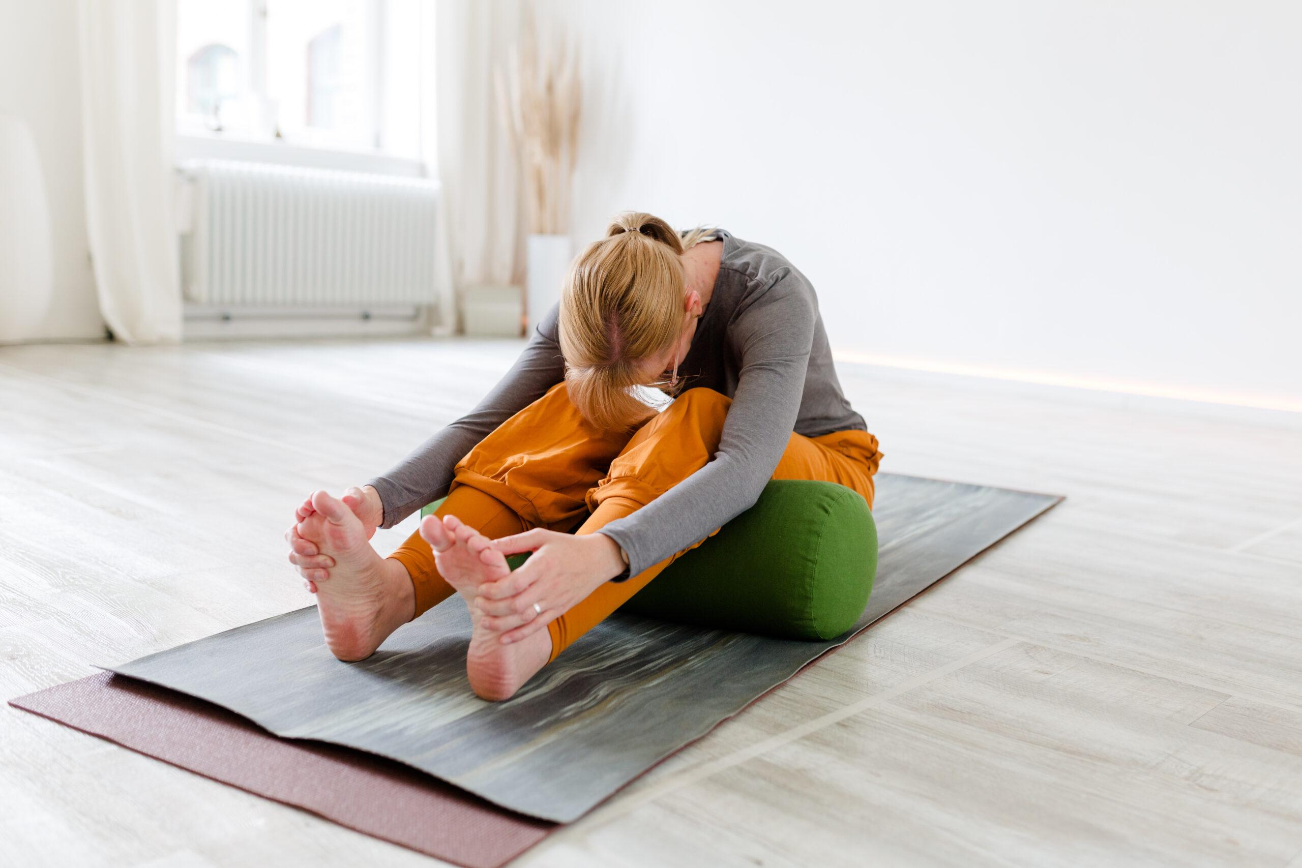 Yin Yoga – mehr Sanftheit im Leben
